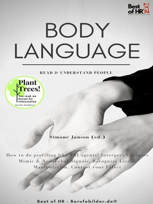 cover image of Body Language--Read & Understand People
