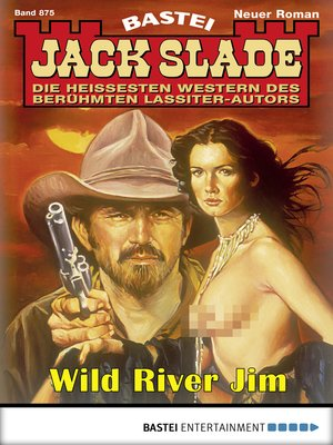 cover image of Jack Slade 875--Western