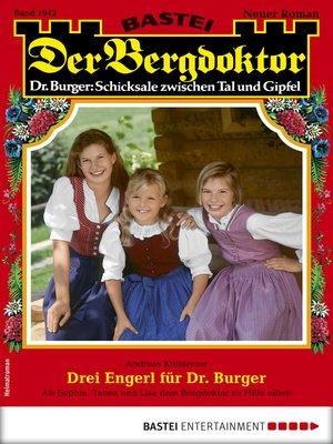 cover image of Der Bergdoktor 1942--Heimatroman