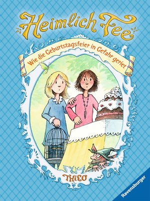 cover image of Heimlich Fee 3