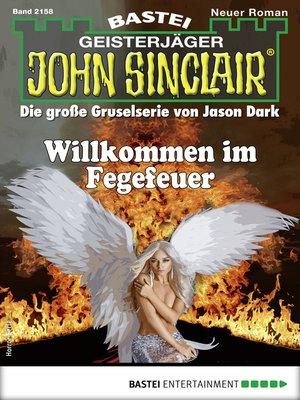 cover image of John Sinclair 2158--Horror-Serie