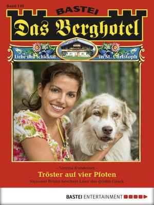cover image of Das Berghotel--Folge 149