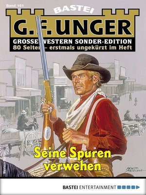 cover image of G. F. Unger Sonder-Edition 161--Western