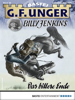 cover image of G. F. Unger Billy Jenkins 34--Western