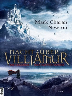 cover image of Die Legende der Roten Sonne--Nacht über Villjamur