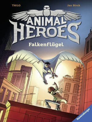 cover image of Animal Heroes, Band 1