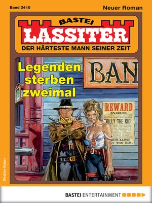 cover image of Lassiter 2410--Western