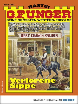 cover image of G. F. Unger 1957--Western