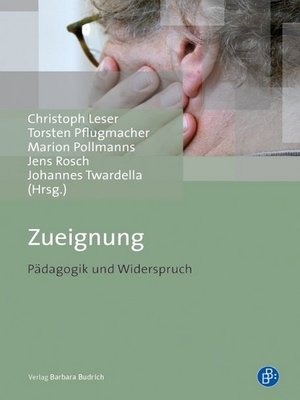 cover image of Zueignung