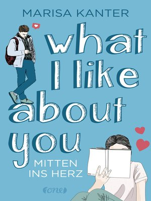 cover image of What I Like About You