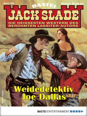 cover image of Jack Slade 868--Western