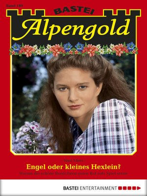 cover image of Alpengold--Folge 189