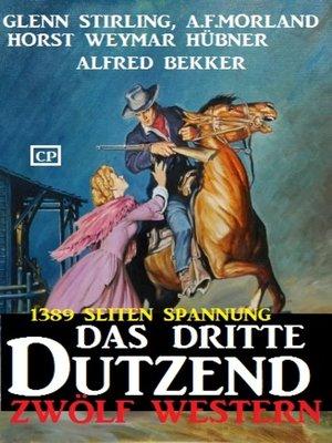 cover image of Das dritte Dutzend
