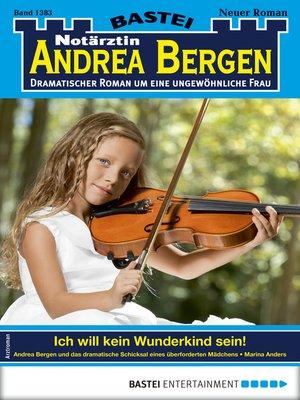 cover image of Notärztin Andrea Bergen 1383--Arztroman