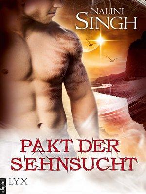 cover image of Pakt der Sehnsucht