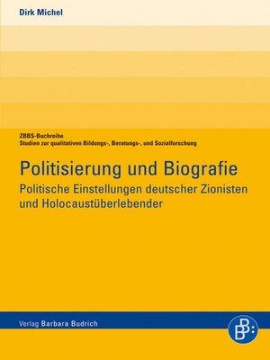 cover image of Politisierung und Biographie