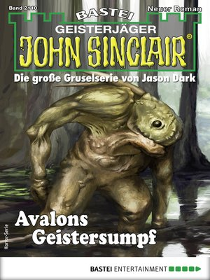 cover image of John Sinclair 2110--Horror-Serie