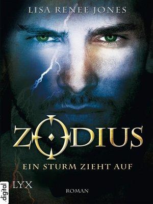 cover image of Zodius--Ein Sturm zieht auf