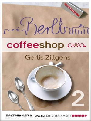 cover image of Berlin Coffee Shop--Episode 2