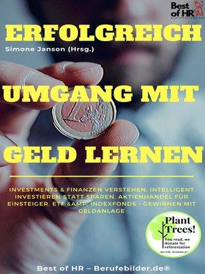 cover image of Erfolgreich Umgang mit Geld lernen
