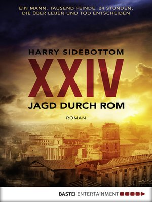 cover image of Jagd durch Rom--XXIV