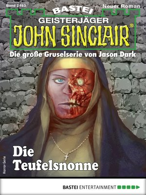 cover image of John Sinclair 2153--Horror-Serie