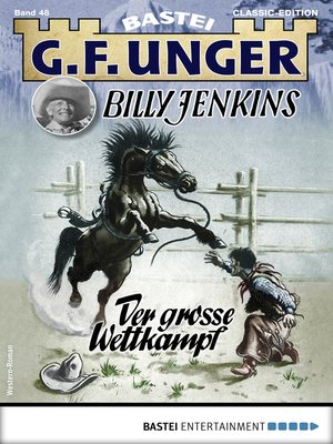 cover image of G. F. Unger Billy Jenkins 48--Western