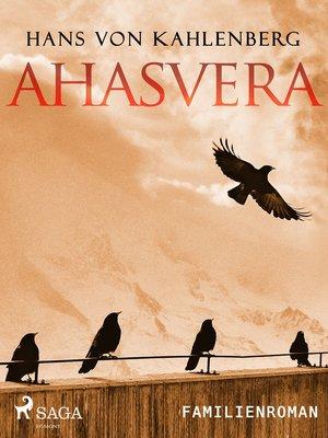 cover image of Ahasvera