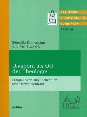 cover image of Diaspora als Ort der Theologie