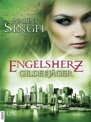 cover image of Gilde der Jäger--Engelsherz