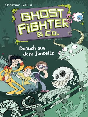 cover image of Ghostfighter & Co. (2). Besuch aus dem Jenseits