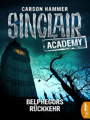 cover image of Sinclair Academy--13