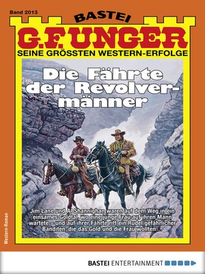 cover image of G. F. Unger 2013--Western