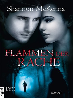 cover image of Flammen der Rache