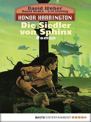 cover image of Die Siedler von Sphinx: Bd. 8