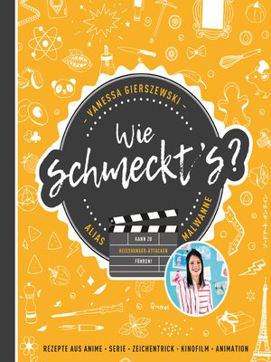 cover image of Wie schmeckt's?