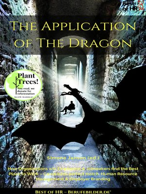 cover image of The Application of the Dragon