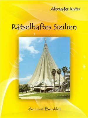 cover image of Rätselhaftes Sizilien
