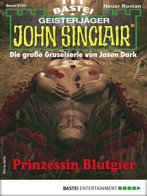 cover image of John Sinclair 2101--Horror-Serie