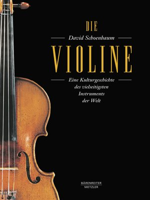 cover image of Die Violine