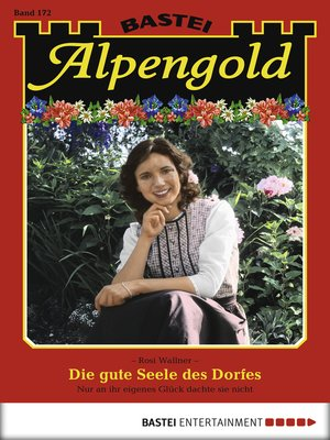cover image of Alpengold--Folge 172