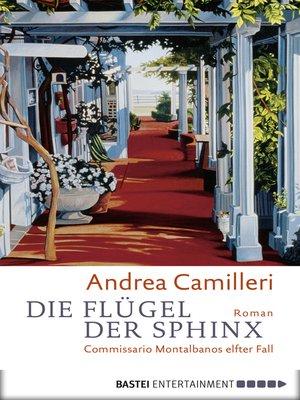 cover image of Die Flügel der Sphinx