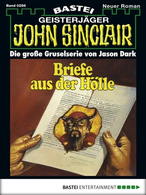 cover image of John Sinclair--Folge 0286