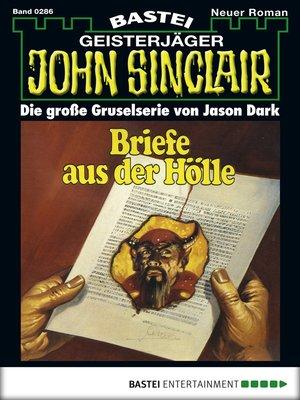cover image of John Sinclair--Folge 0286