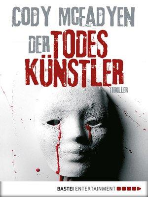 cover image of Der Todeskünstler--2. Fall für Smoky Barrett