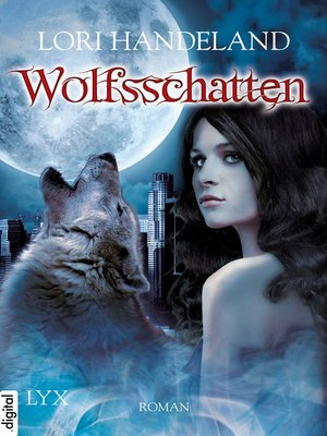 cover image of Wolfsschatten