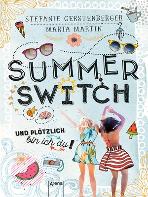 cover image of Summer Switch