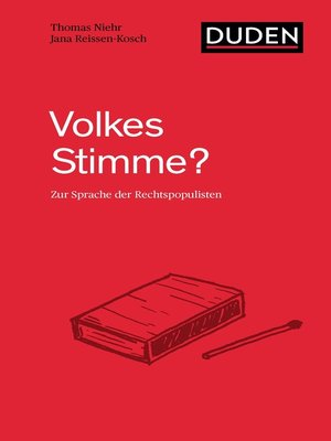 cover image of Volkes Stimme?