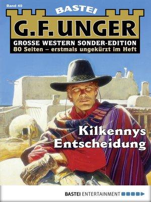 cover image of G. F. Unger Sonder-Edition--Folge 049