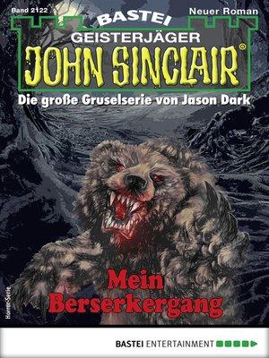 cover image of John Sinclair 2122--Horror-Serie